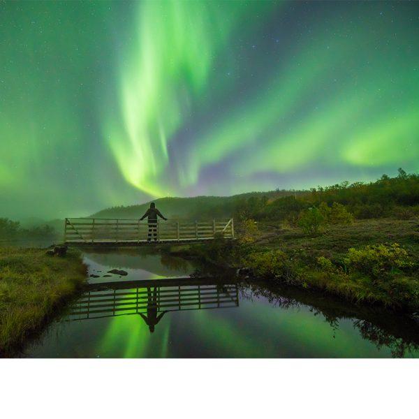 Filterfotografie während einer Reise nach Norwegen.