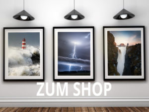 Kunstdrucke des berühmten Wetterfotografen Bastian Werner.