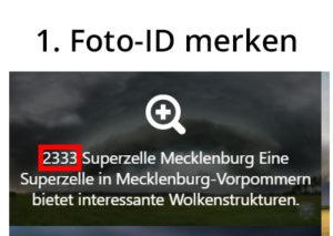 Hochwertige Fotografien von Sturmjägern.
