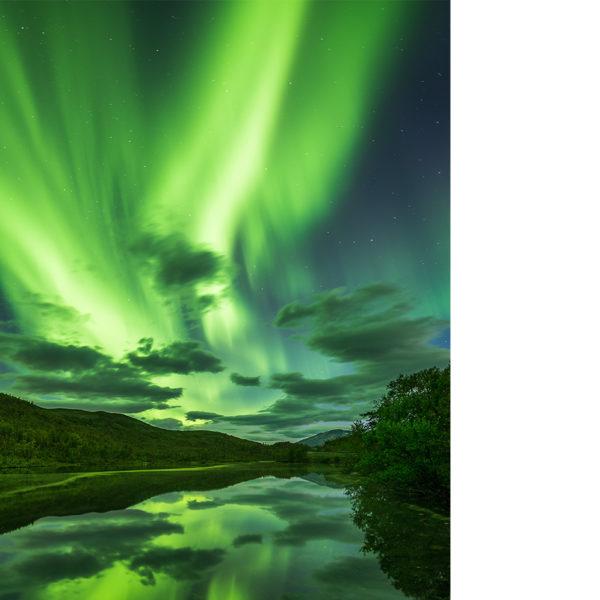 Polarlicht über den Lofoten fotografieren,