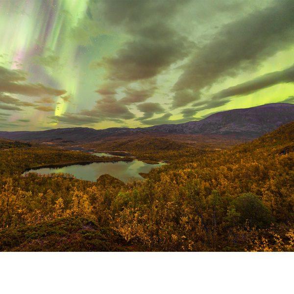 Polarlichtfotografie in Norwegen als Fotoreise.