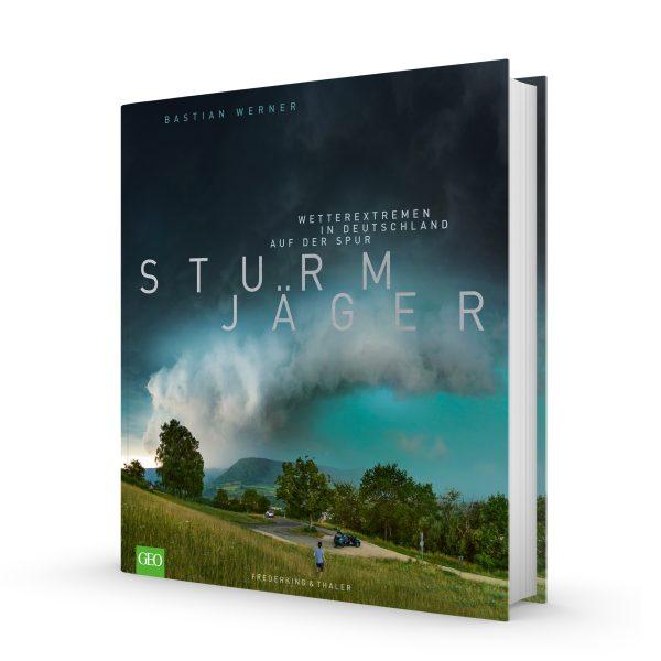 Sturmjäger Wetterfotografie und Stormchasing Bildband von Bastian Werner