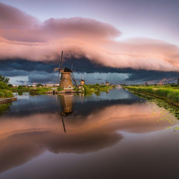 Wettervorhersage für Naturfotografen und Landschaftsfotografie