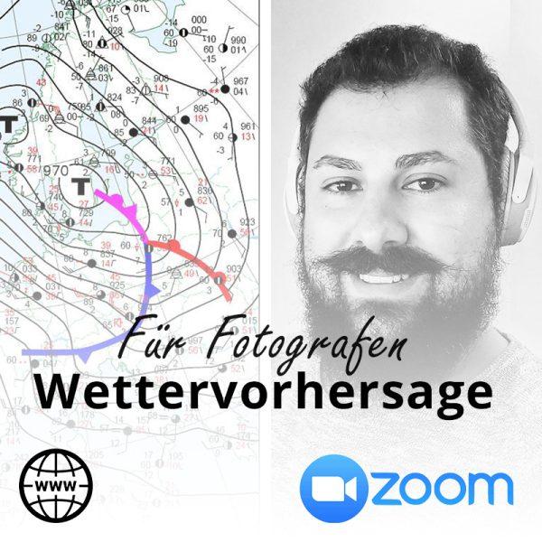 Wettervorhersage für Naturfotografen