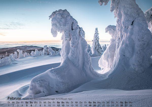 Der schönste Wetterkalender