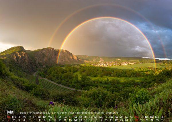 Regenbogen Landschaftsfotografie