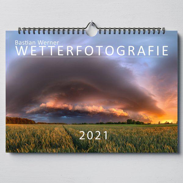 Der Wetter Kalender von Bastian Werner