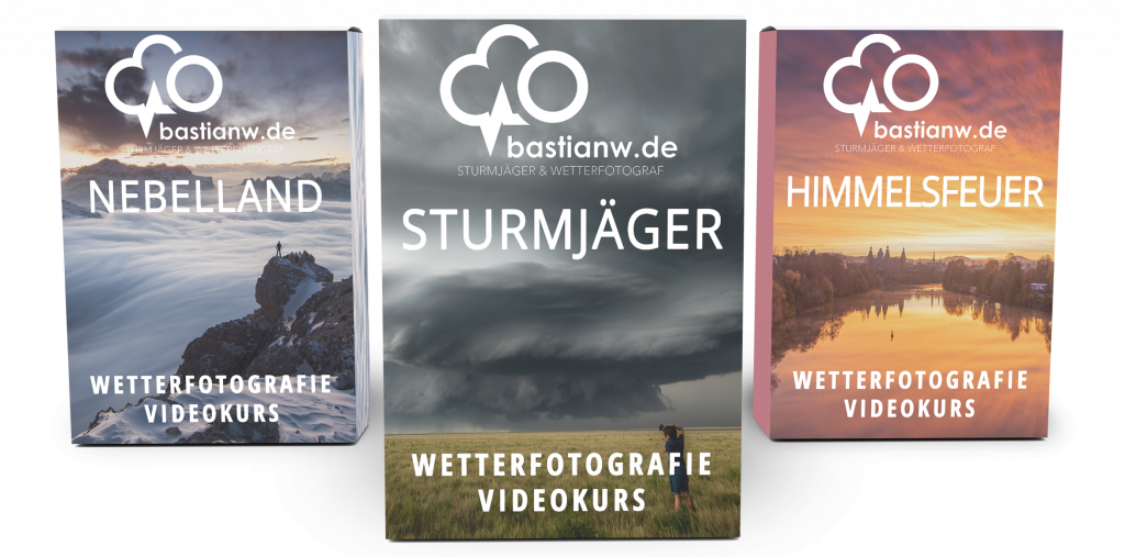 Lerne Wetterfotografie von Bastian Werner
