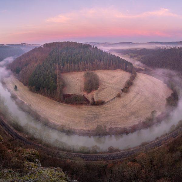 Landschaftsfotografie an der Lahn